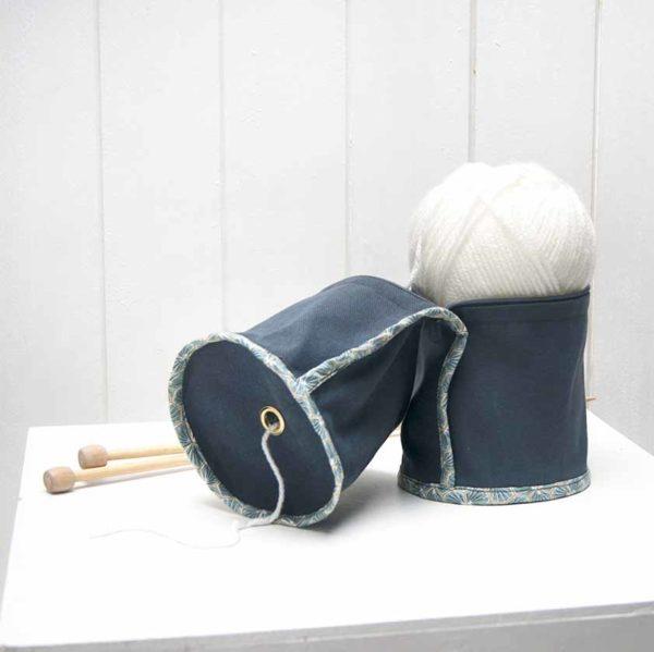 étui à pelote de laine