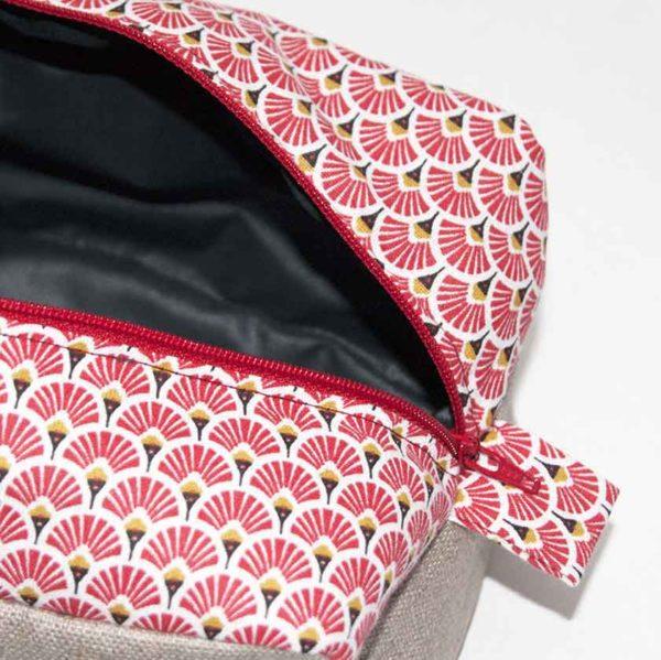 Les Jolies Zabeilles -trousse de toilette-accessoire femme